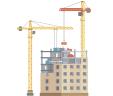 Деньги под залог объектов незавершенного строительства в в Караганде и Карагандинской области